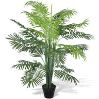 Mesterséges Főnix Pálmafa Edény 130 cm