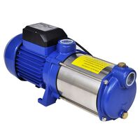 Vízsugár szivattyú 1300 W 5100 L / óra kék