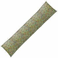 vidaXL kamuflázs háló zsákkal 1,5 x 10 m
