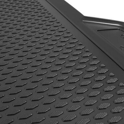 vidaXL Skoda Octavia III Liftback (2013-) gumi csomagtérszőnyeg