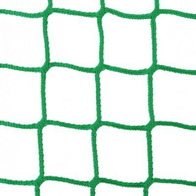vidaXL 2 db kör alakú szénaháló PP 0,75 x 0,75 m