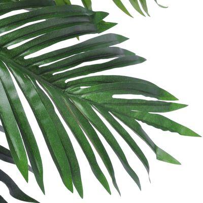Mesterséges Növény Kókusz Pálmafa Edény 140 cm