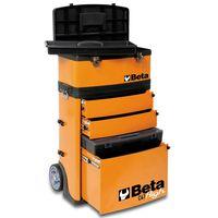 Beta Tools 041000002 C41H/O gurulós szerszámosláda narancssárga
