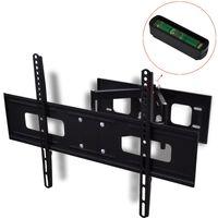 Kétkarú dönthető és fordítható falra szerelhető TV tartó 3D 600 x 400 mm