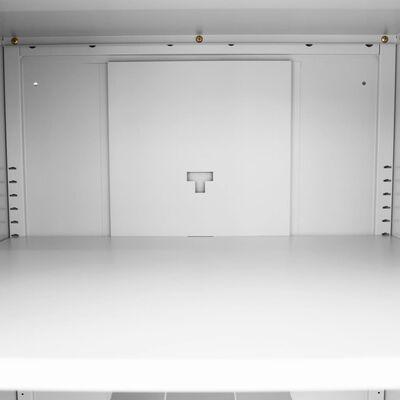vidaXL nyeregszekrény 60 x 60 x 140 cm
