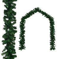 vidaXL PVC karácsonyi füzér 20 méter