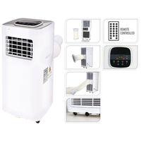 Excellent Electrics fehér 1500 W-os légkondicionáló távirányítóval