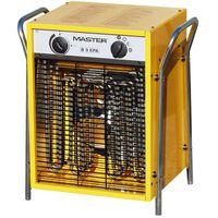 Master Elektromos Ventilátor Fűtés B9EPB 800 m³ / óra