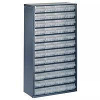 Raaco 137393 1248-01 szekrény 48 fiókos