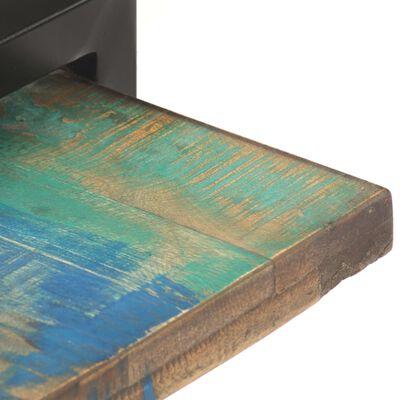 vidaXL tömör újrahasznosított fa TV-szekrény 160 x 40 x 40 cm