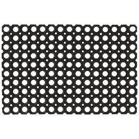 vidaXL 5 db gumiszőnyeg 23 mm 40 x 60 cm