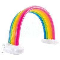 Intex Rainbow többszínű felhőpermetező 300 x 109 x 180 cm