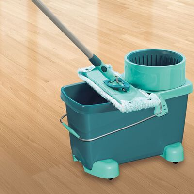 Leifheit Clean Twist 52050 M-es zöld felmosószett