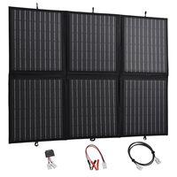 vidaXL összecsukható napelemtöltő 120 W 12 V