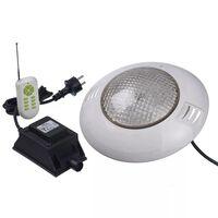 Ubbink 406 LED spotlámpa úszómedence készlet távirányítóval 7504613