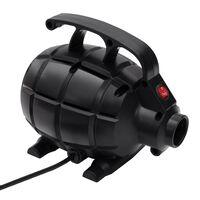 vidaXL fekete elektromos légpumpa