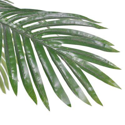 vidaXL zöld, cserepes mű cikász pálma 150 cm