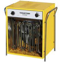 Master Elektromos Ventilátor Fűtés B22EPB 2400 m³ / óra