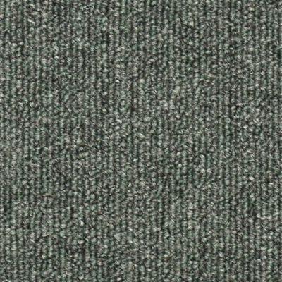 vidaXL 15 db sötétzöld lépcsőszőnyeg 65 x 24 x 4 cm