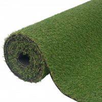 vidaXL zöld műfű 1 x 5 m / 20 mm