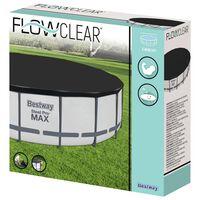Bestway Flowclear Fast Set medencetakaró 555 cm
