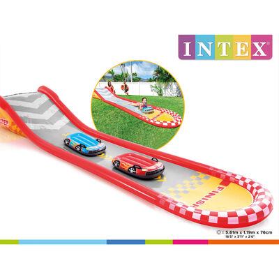 Intex Racing Fun csúszda 561 x 119 x 76 cm