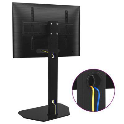 vidaXL forgatható álló TV-tartó konzol VESA 400 x 400 mm