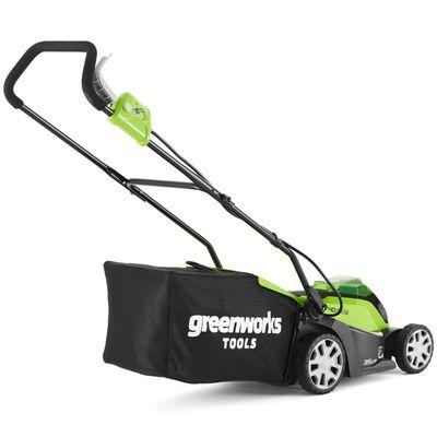 Greenworks G40LM35 2501907 fűnyíró akkumulátor nélkül 40 V
