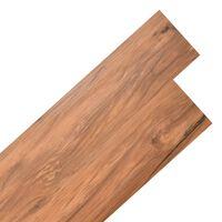 vidaXL természetes szilfa 2mm-es öntapadó PVC padló burkolólap 5,02 m²