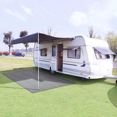 vidaXL világosszürke sátorszőnyeg 250 x 200 cm
