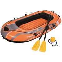 Bestway Kondor 2000 Set 61062 felfújható csónak szett 188 x 98 cm