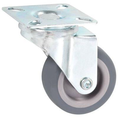vidaXL 16 darab önbeálló görgő 50 mm