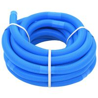 vidaXL kék medencetömlő 32 mm 15,4 m