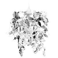 Level Paletta Medál Csillár 21,5 x 30 cm Ezüst