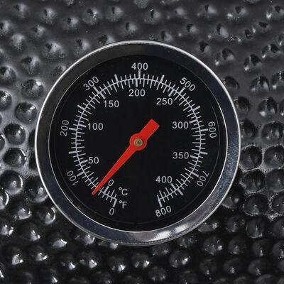 Kamado Barbecue kerámia grill füstölő 81 cm