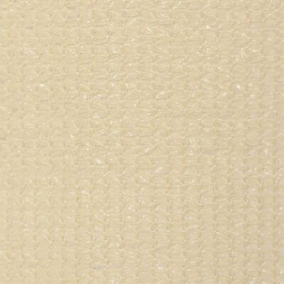 vidaXL krémszínű, kültéri sötétítő roló 200 x 140 cm