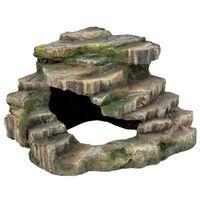 TRIXIE 26x20x26 cm poliészter gyantás sarok szikla