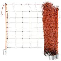Neutral OviNet narancssárga villamosítható juhháló 90 cm