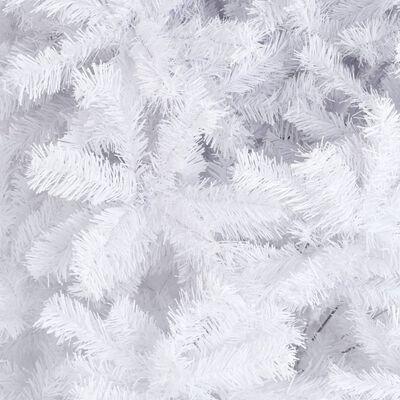 vidaXL fehér műfenyő 400 cm