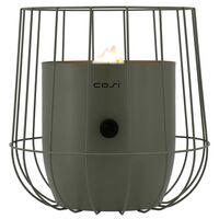 Cosi Cosiscoop Basket olívazöld gázlámpa