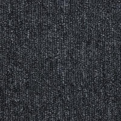 vidaXL 15 darab antracitszürke lépcsőszőnyeg 65 x 24 x 4 cm