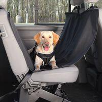 TRIXIE 150x135 cm autósülés huzat kutyáknak fekete