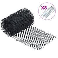 vidaXL polipropilén állatriasztó 400 x 30 cm