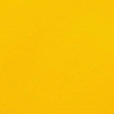 vidaXL sárga trapéz alakú oxford szövet napvitorla 3/4 x 3 m