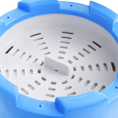 vidaXL felfüggeszthető medenceszkimmer, szivattyú 16 cm-es adapterrel