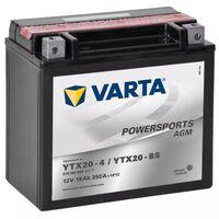 Varta AGM 12 V 18 Ah YTX20-4 / YTX20-BS akkumulátor
