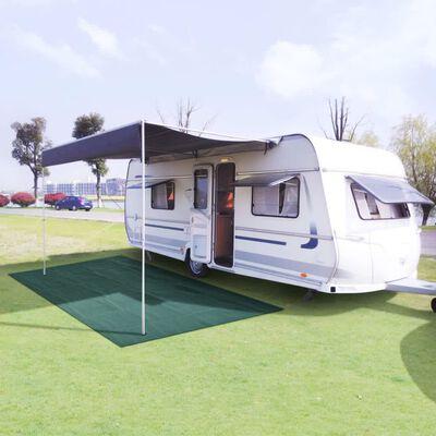 vidaXL zöld sátorszőnyeg 300 x 600 cm