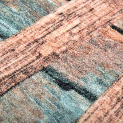 """vidaXL """"Love"""" mosható konyhai szőnyeg 60 x 180 cm"""
