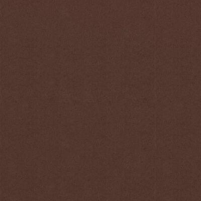 vidaXL barna oxford-szövet erkélyparaván 75 x 300 cm