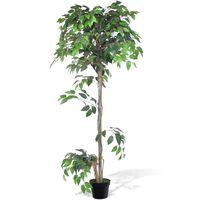 Mesterséges Növény Fikuszfa Edény 160 cm